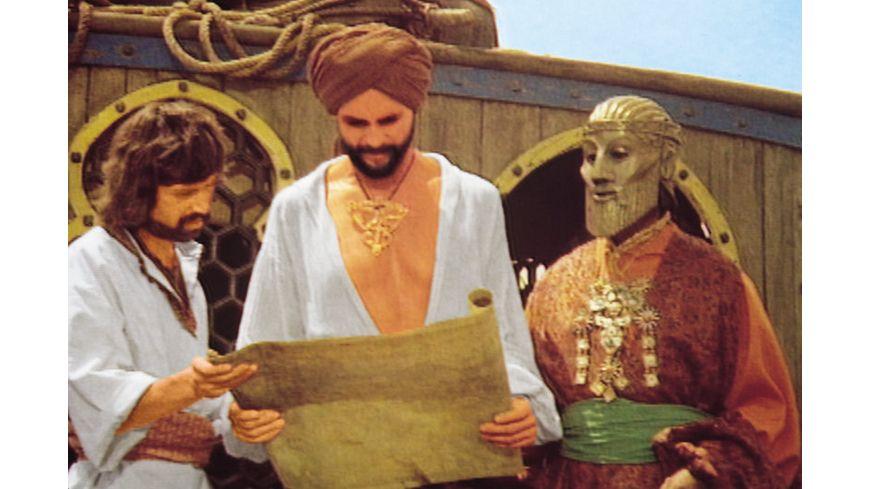 Sindbads gefaehrliche Abenteuer The Golden Voyage of Sinbad
