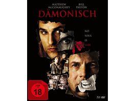 Daemonisch Mediabook 2 DVDs