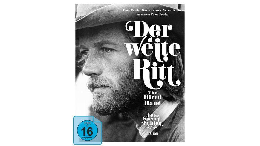Der weite Ritt Mediabook 1 Blu ray und 2 DVDs