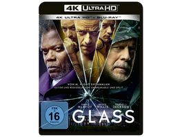 Glass 4K Ultra HD Blu ray