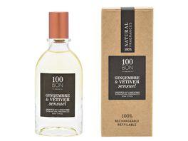 100BON Concentre Gingembre Et Vetiver Sensuel Eau de Parfum