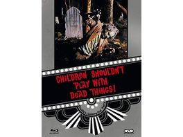 Children shouldn t play with dead things LCE MB DVD Cover F