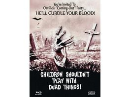 Children shouldn t play with dead things LCE MB DVD Cover E