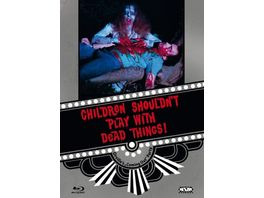 Children shouldn t play with dead things LCE MB DVD Cover D