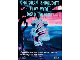 Children shouldn t play with dead things LCE MB DVD Cover C