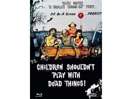 Children shouldn t play with dead things LCE MB DVD Cover A