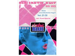 Electric Blue Vol 21 30 Box 5 DVDs