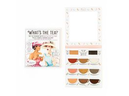 theBalm Whats the tea hot tea