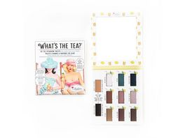 theBalm Whats the tea ice tea