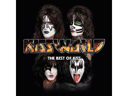 Kissworld The Best Of Kiss 2LP
