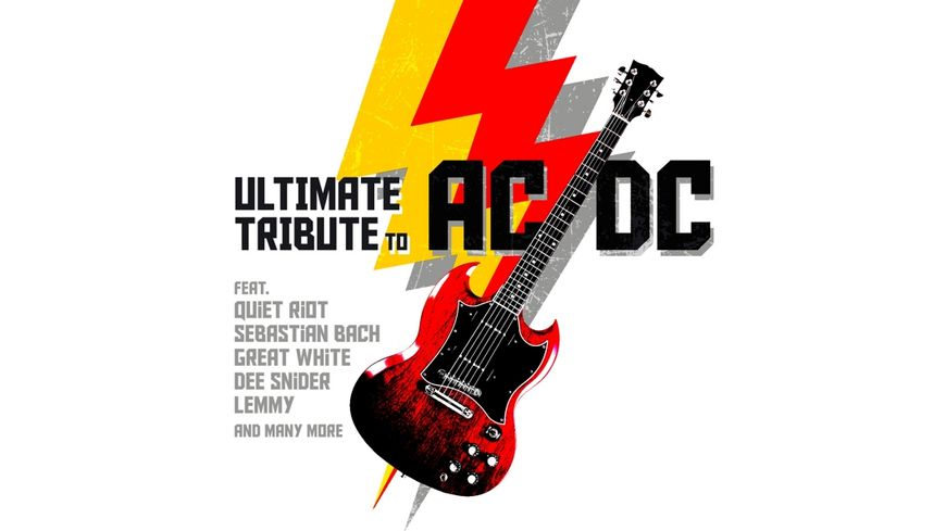 Ultimate Tribute to AC DC