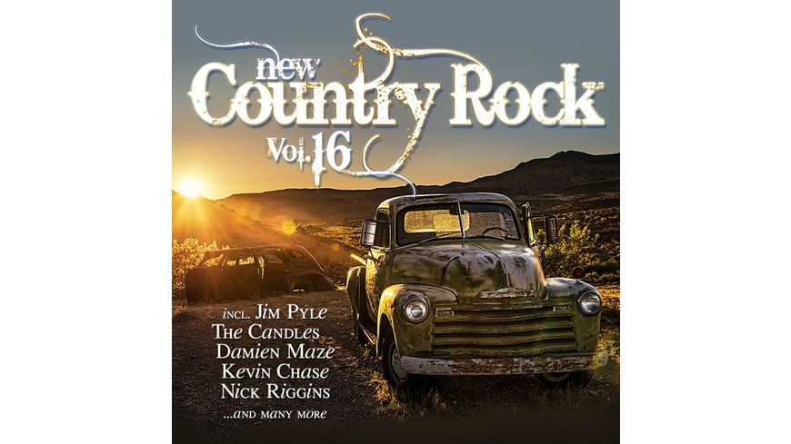 New Country Rock Vol 16