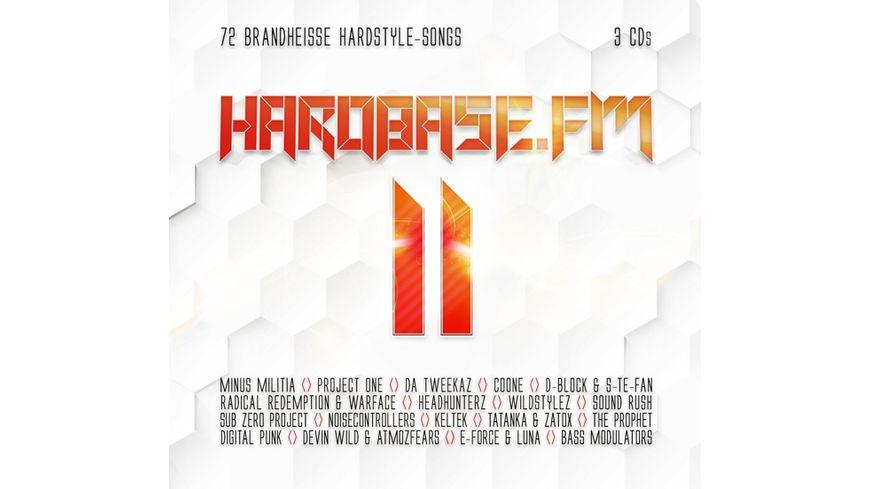 HardBase FM Vol 11
