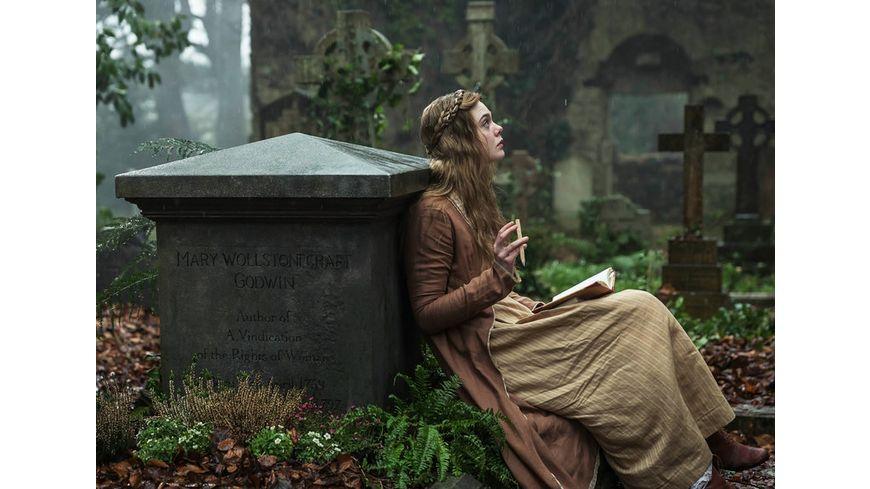 Mary Shelley Die Frau die Frankenstein erschuf
