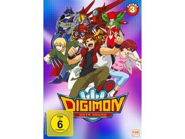 Digimon Data Squad Volume 3 Episode 33 48 3 DVDs