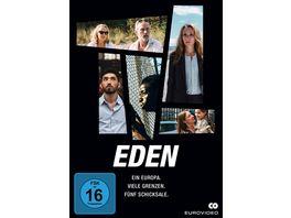 EDEN Ein Europa Viele Grenzen Fuenf Schicksale 2 DVDs im Schuber