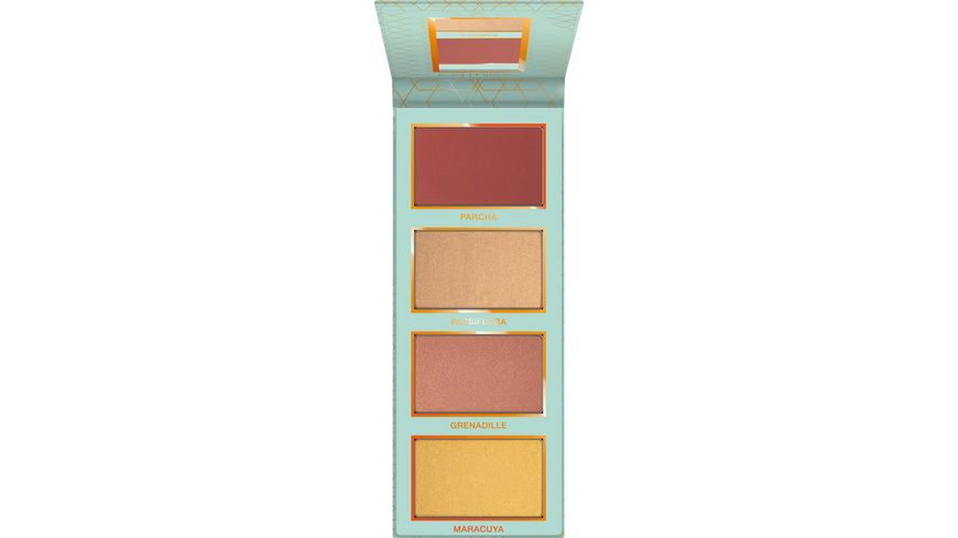 Catrice Addicted To Passion Fruit Face Palette
