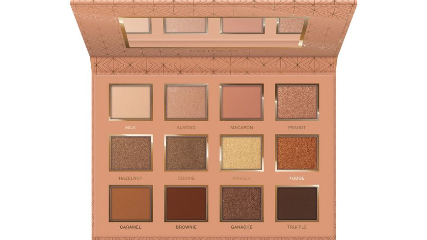 Catrice Addicted To Chocolates Eyeshadow Palette