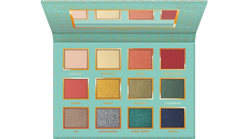 Catrice Addicted To Exotic Fruits Eyeshadow Palette