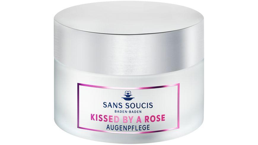 SANS SOUCIS Kissed by a rose Anti Age Vitalitaet Augenpflege