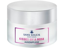 SANS SOUCIS Kissed by a rose Anti Age Vitalitaet Augenpflege