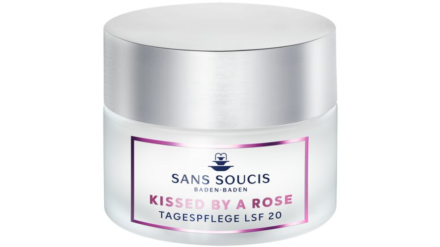 SANS SOUCIS Kissed by a rose Anti Age Vitalitaet Tagespflege LSF 20