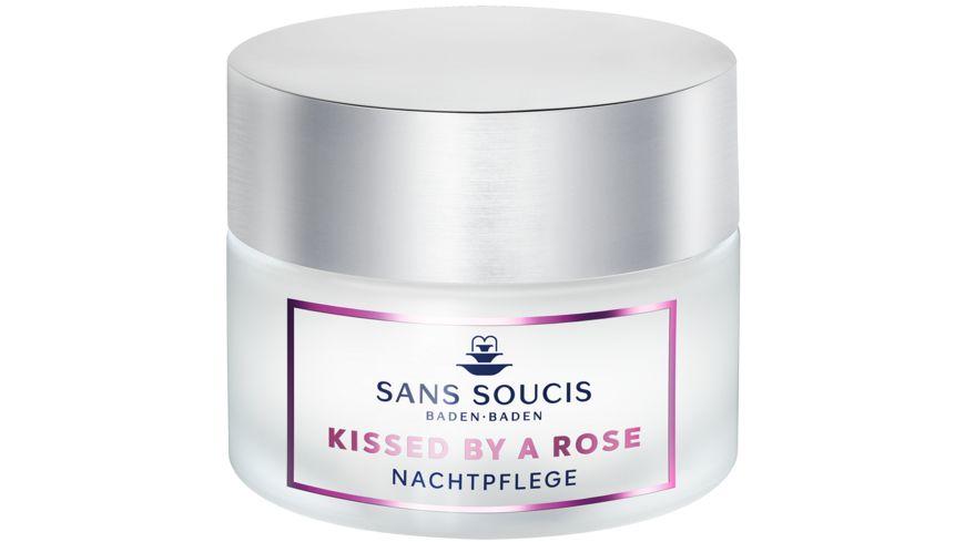 SANS SOUCIS Kissed by a rose Anti Age Vitalitaet Nachtpflege