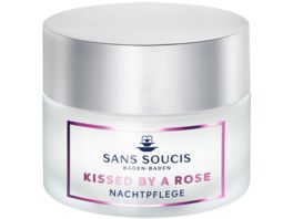 SANS SOUCIS Kissed by a rose Anti Age Vitalitaet Nachtpflege