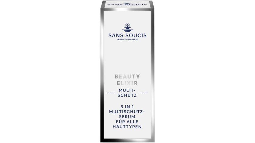 SANS SOUCIS Beauty Elixir Multischutz 3 in 1 Multischutzserum