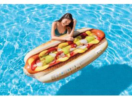 Intex Luftmatratze Hot Dog 180 x 89 cm