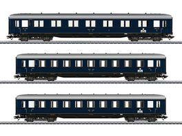 Maerklin 43224 Schnellzugwagen Set zur BR 05