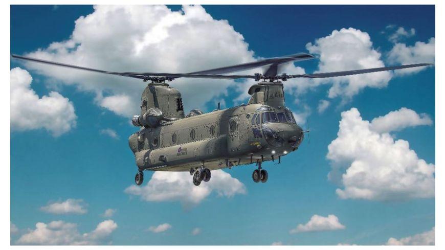 Italeri 510002779 1 48 Chinook HC 1 CH 47D