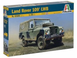 Italeri 510006508 1 35 IT Land Rover 109 LWB