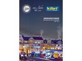 Kibri 99904 Katalog 2018 2019 DE EN