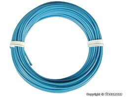 Viessmann 6861 Kabelring 0 14 mm blau 10 m