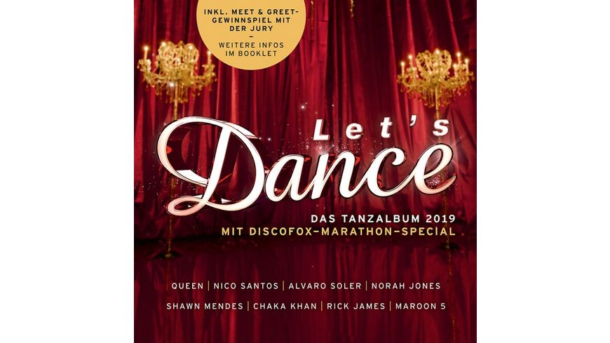 Let s Dance Das Tanzalbum 2019