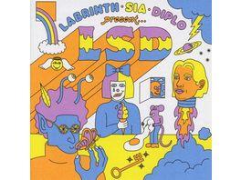 Labrinth Sia Diplo Present LSD