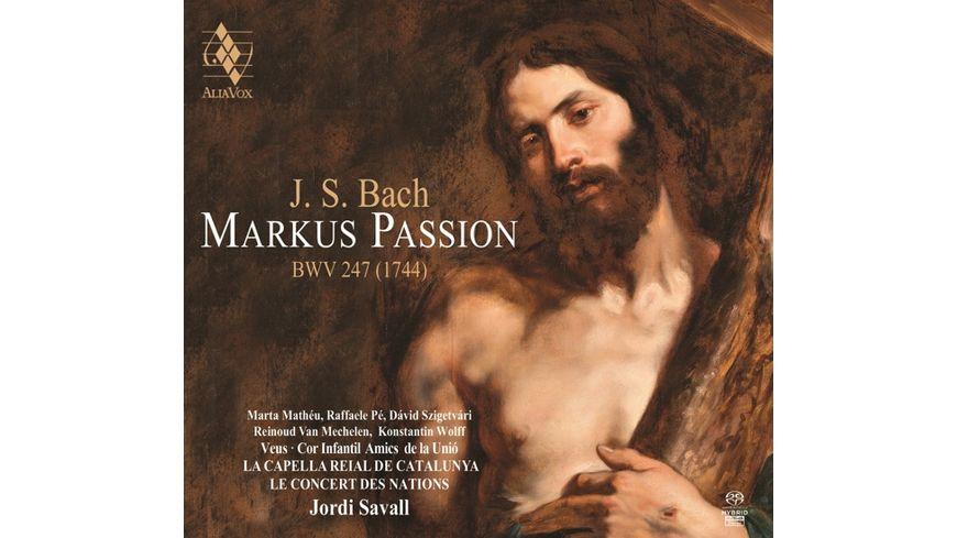 Markus Passion BWV 247