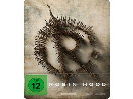 Robin Hood 2018 SteelBook Edition