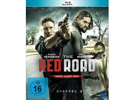 The Red Road Staffel 2