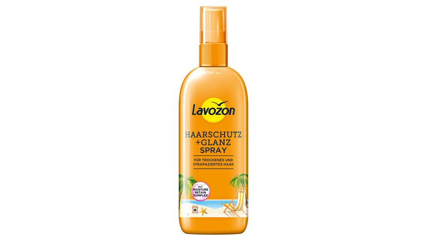 LAVOZON Haarschutzspray