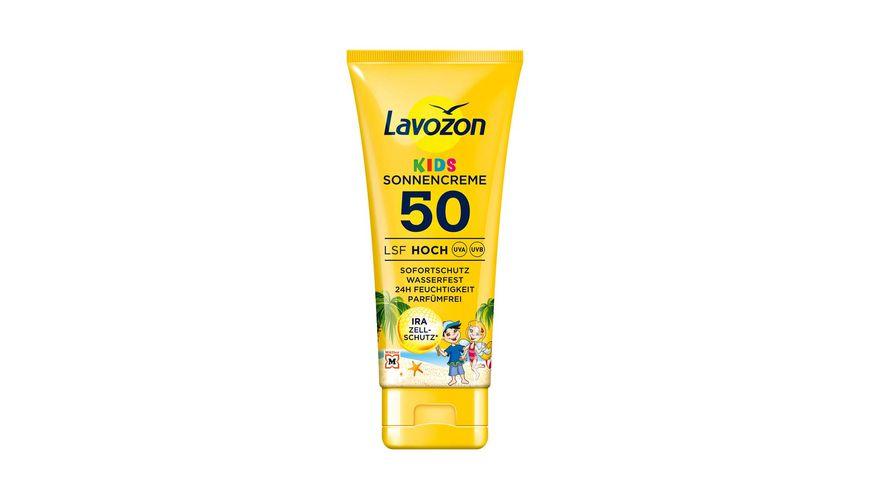 LAVOZON Sonnencreme Kinder LSF 50
