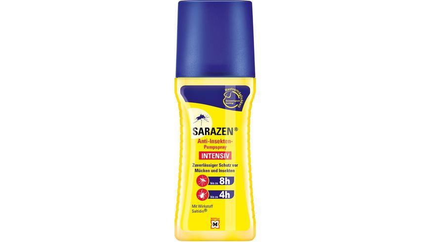 Sarazen Anti Insekten Pumpspray Intensiv Biozidprodukt