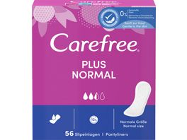 Carefree Plus Original 56 Stueck