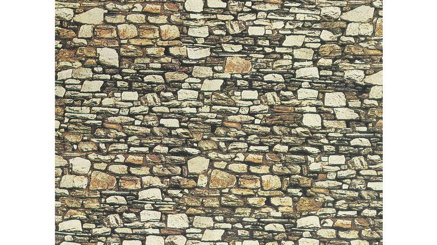 NOCH H0 57710 Mauerplatte Dolomit