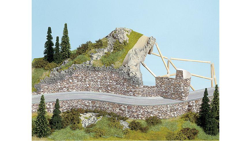 NOCH 57710 H0 Mauerplatte Dolomit