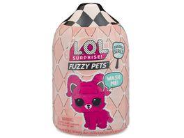 L O L SURPRISE Fuzzy Pets Makeover Series 1A