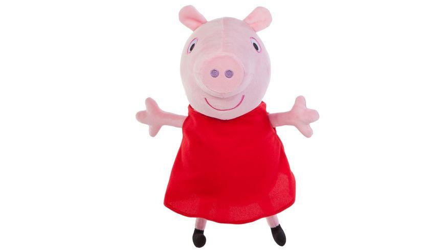 Jazwares Peppa Pig Peppa Plueschfigur