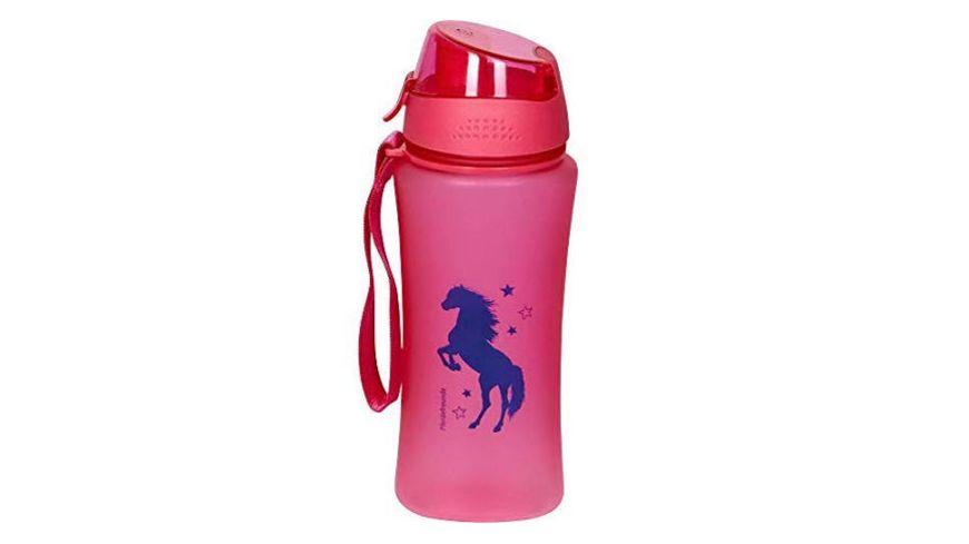 Die Spiegelburg Tritan Flasche Pferdefreunde ca 0 5 l