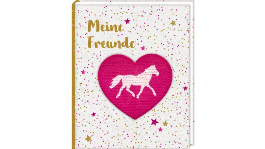 Die Spiegelburg - Freundebuch: Pferdefreunde - Meine Freunde